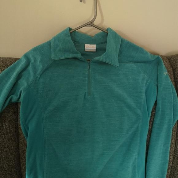 Soft Columbia Sweatshirt